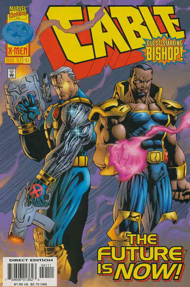 Cable comic issue 41