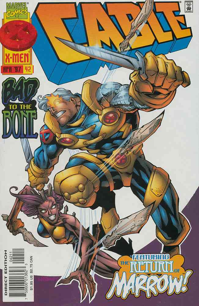 Cable comic issue 42