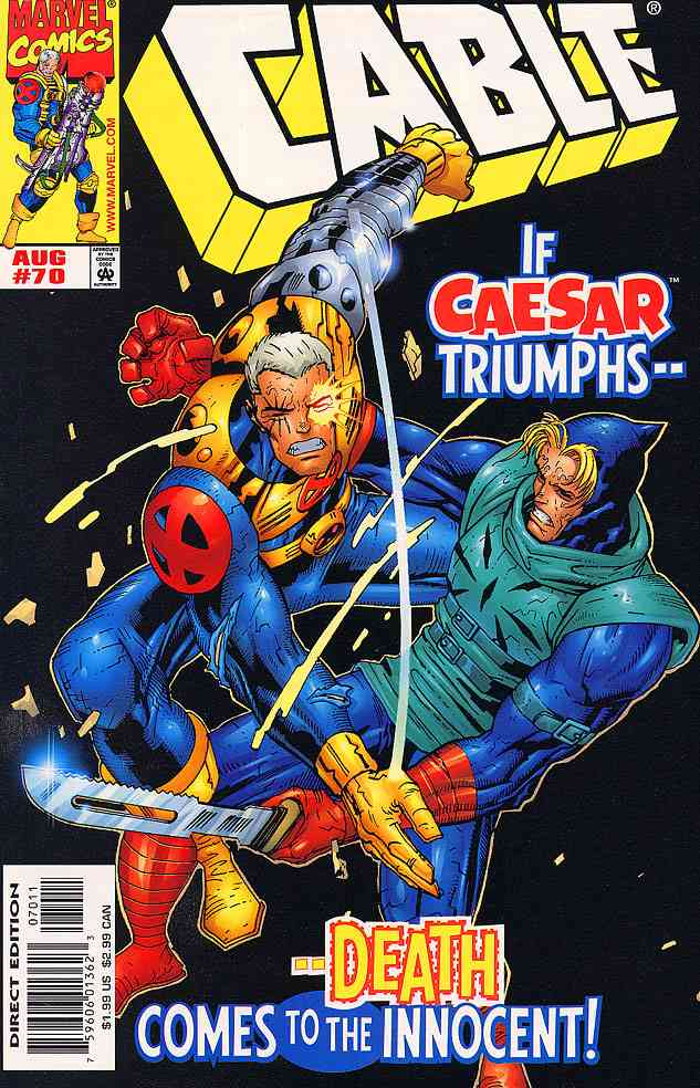 Cable comic issue 70