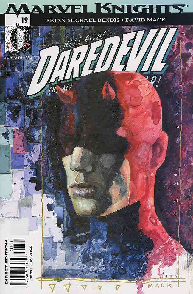 Daredevil (Vol. 2) comic issue 19