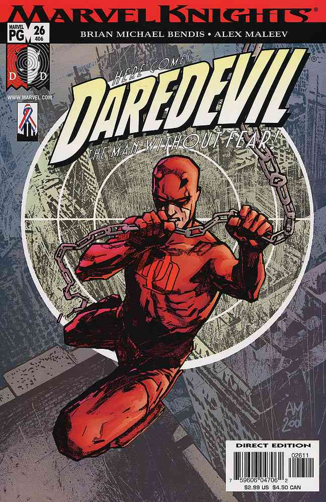 Daredevil (Vol. 2) comic issue 26
