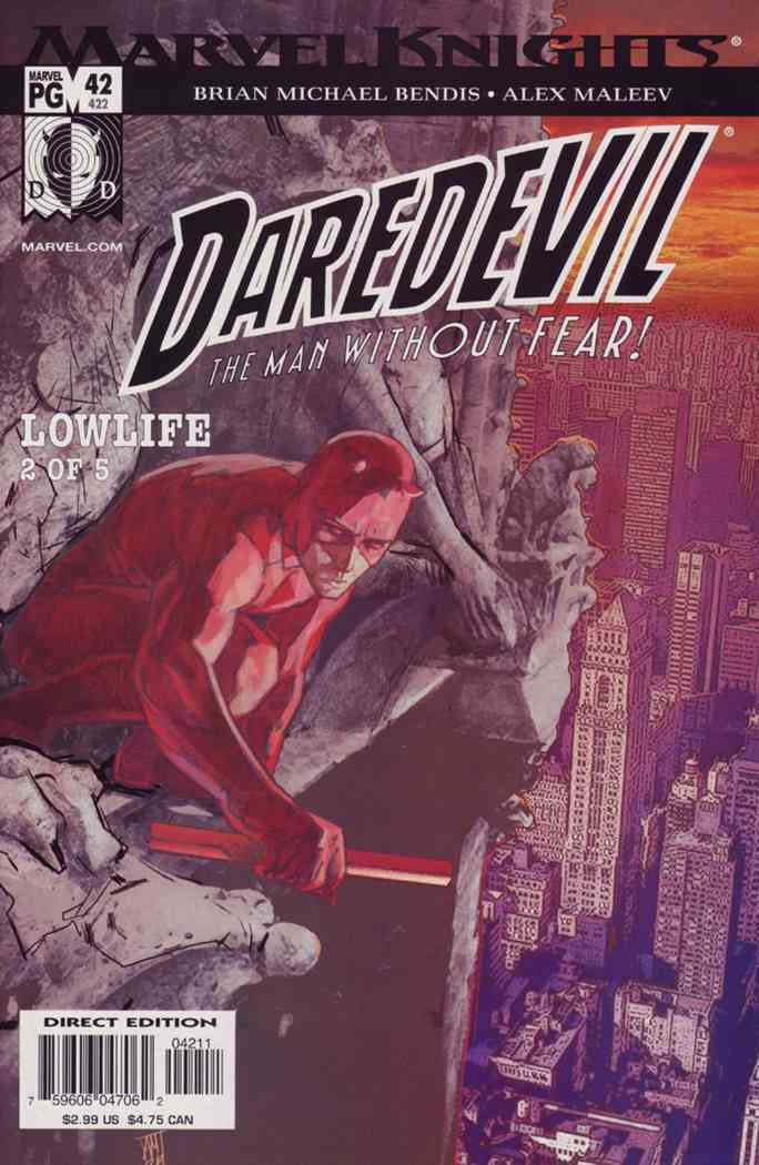 Daredevil (Vol. 2) comic issue 42