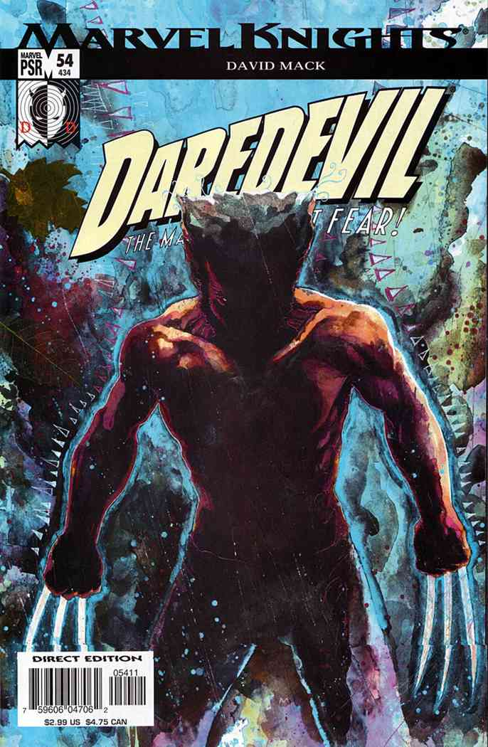 Daredevil (Vol. 2) comic issue 54