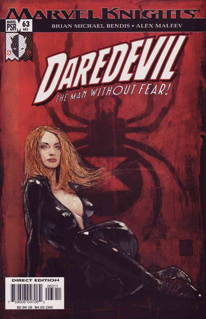 Daredevil (Vol. 2) comic issue 63