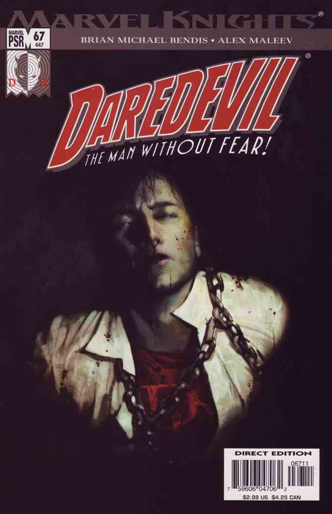 Daredevil (Vol. 2) comic issue 67