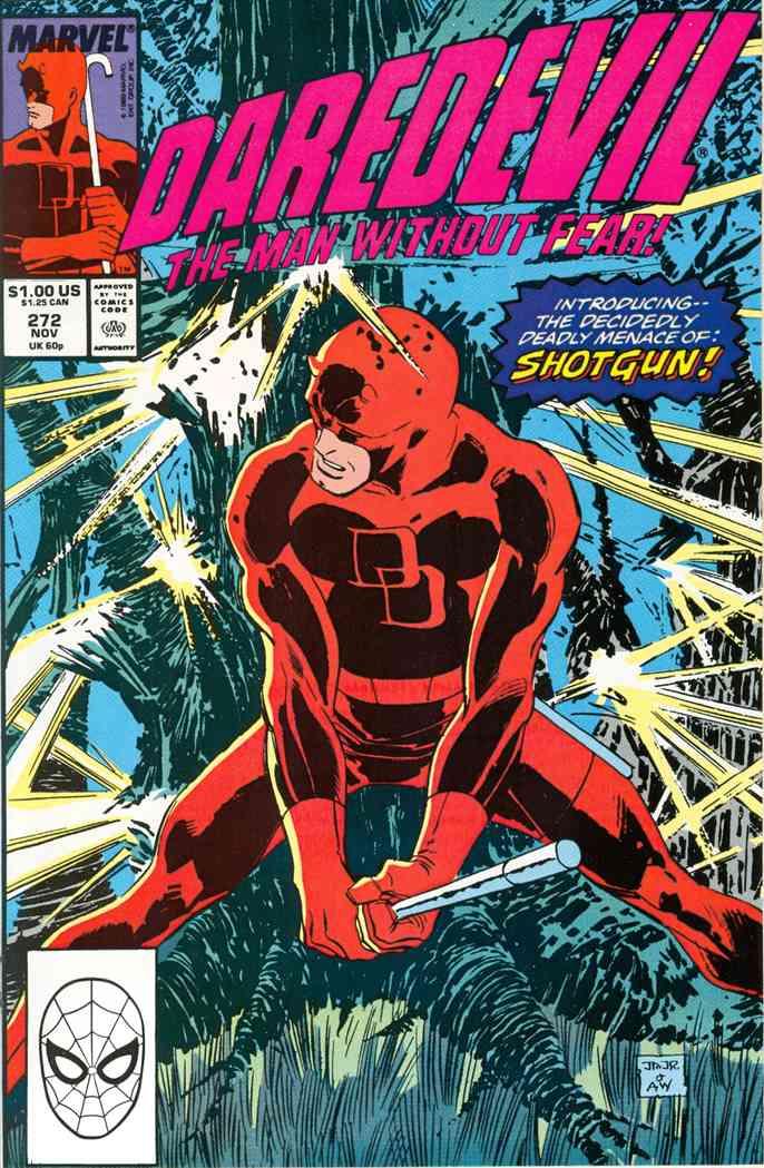 Daredevil comic issue 272