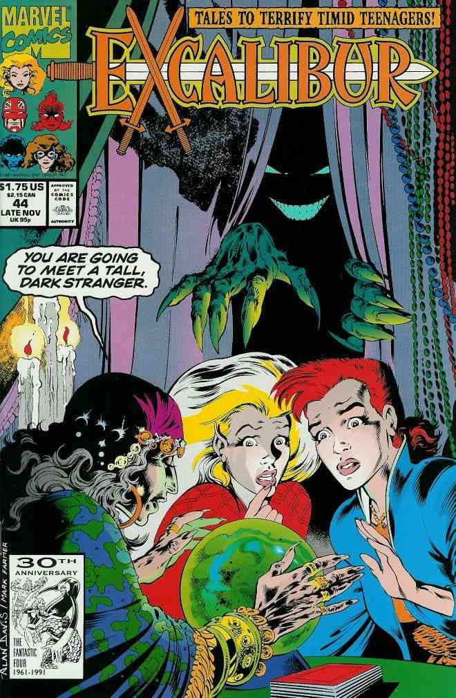 Excalibur comic issue 44