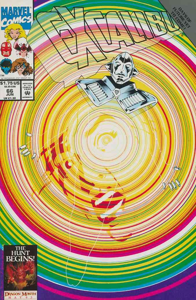 Excalibur comic issue 66