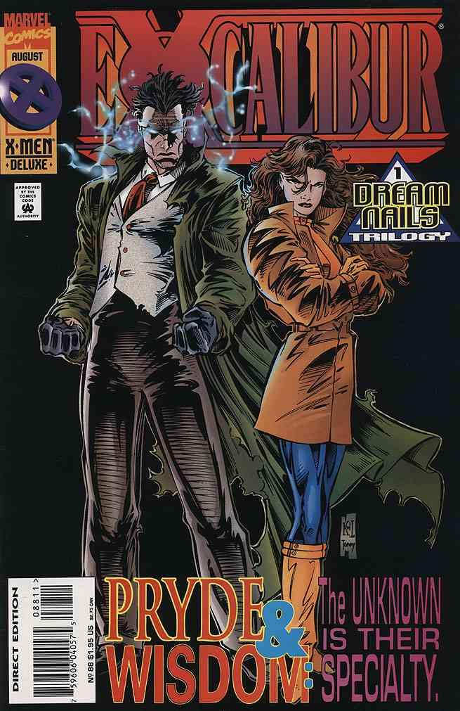 Excalibur comic issue 88