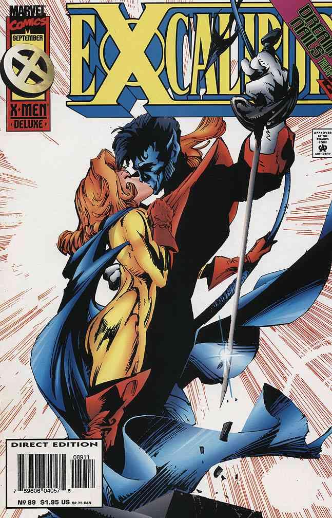 Excalibur comic issue 89