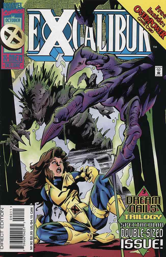 Excalibur comic issue 90