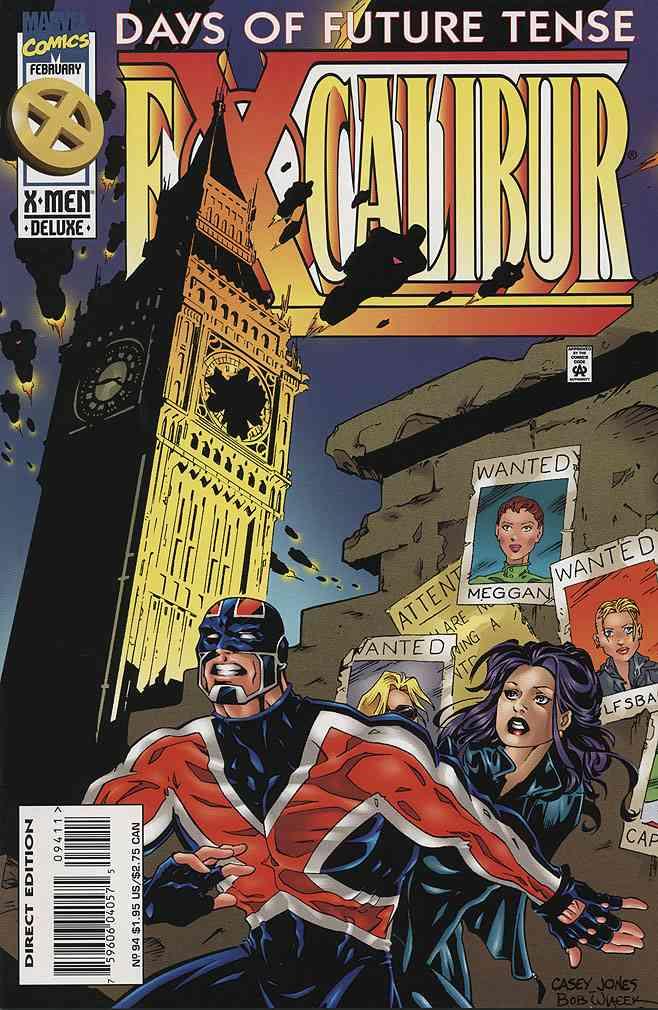 Excalibur comic issue 94