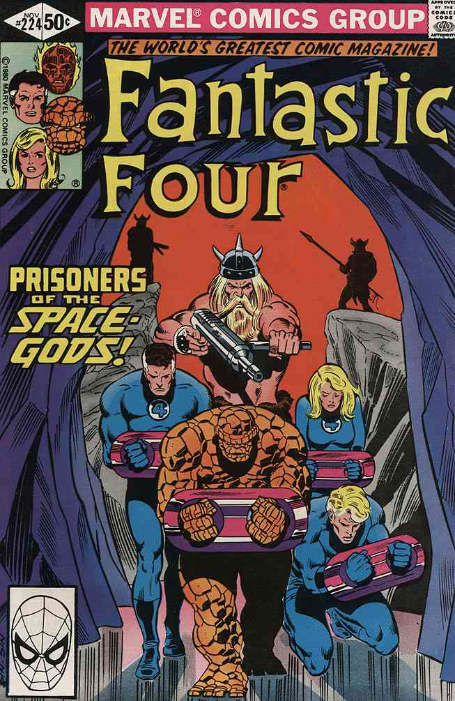 Fantastic Four (Vol. 1) comic issue 224