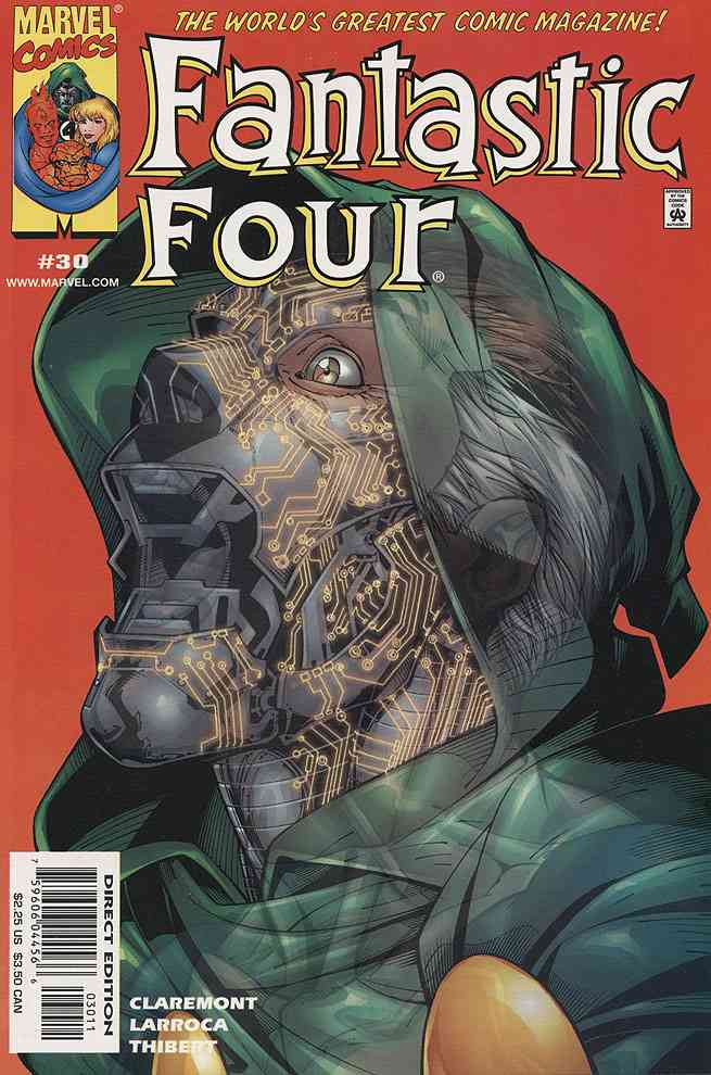 Fantastic Four (Vol. 3) comic issue 30