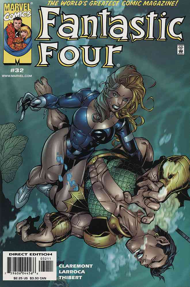 Fantastic Four (Vol. 3) comic issue 32
