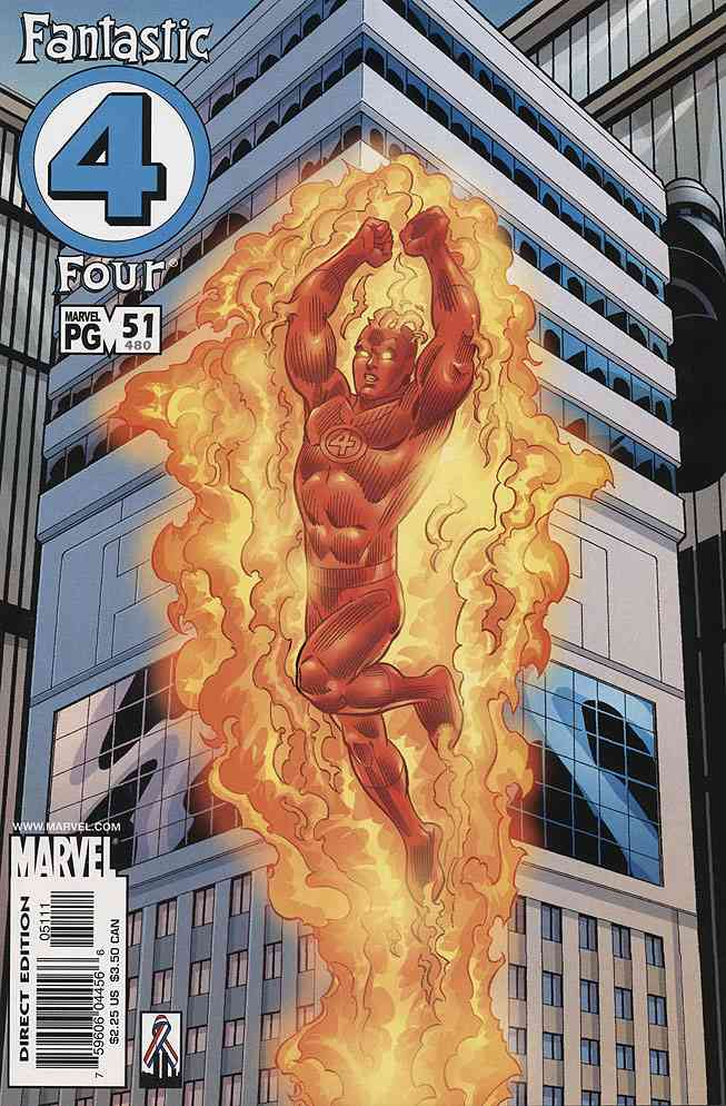 Fantastic Four (Vol. 3) comic issue 51