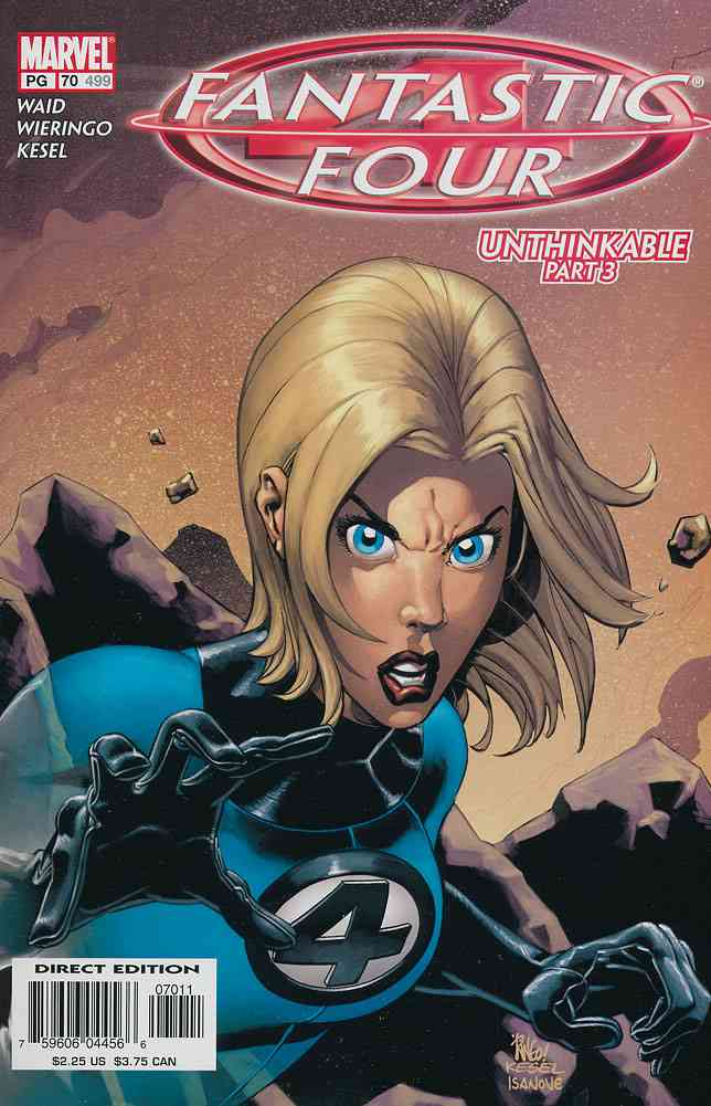 Fantastic Four (Vol. 3) comic issue 70