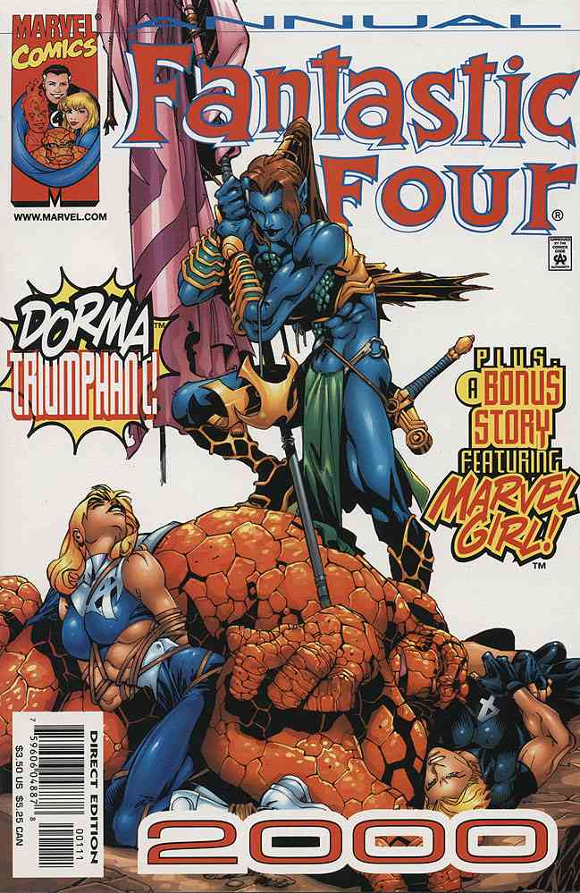 Fantastic Four (Vol. 3) comic issue 2000