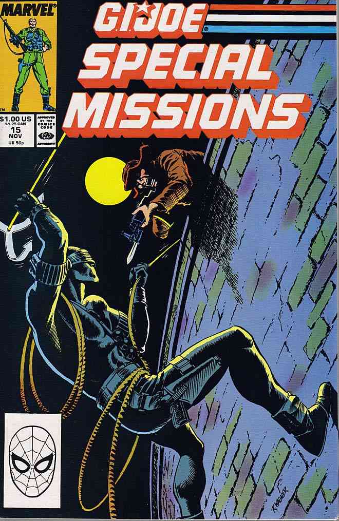 G.I. Joe Special Missions comic issue 15