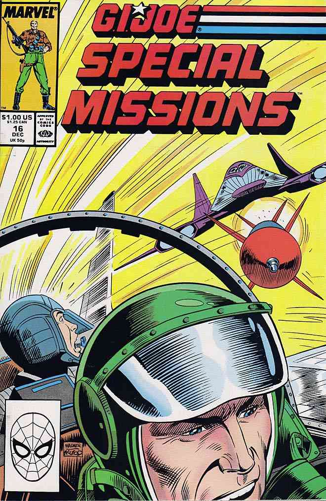 G.I. Joe Special Missions comic issue 16