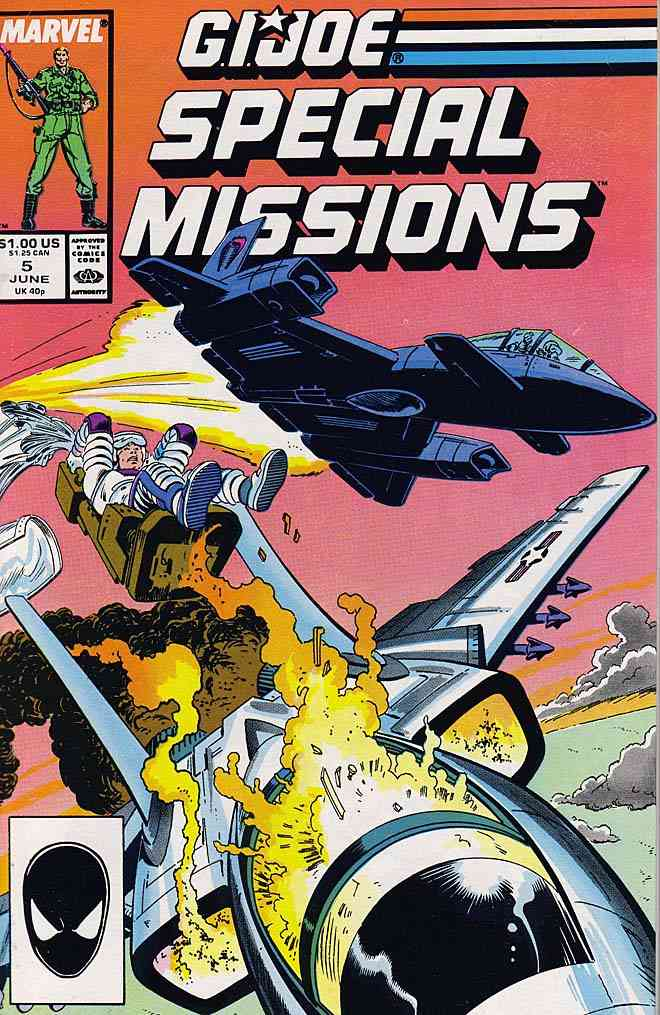 G.I. Joe Special Missions comic issue 5