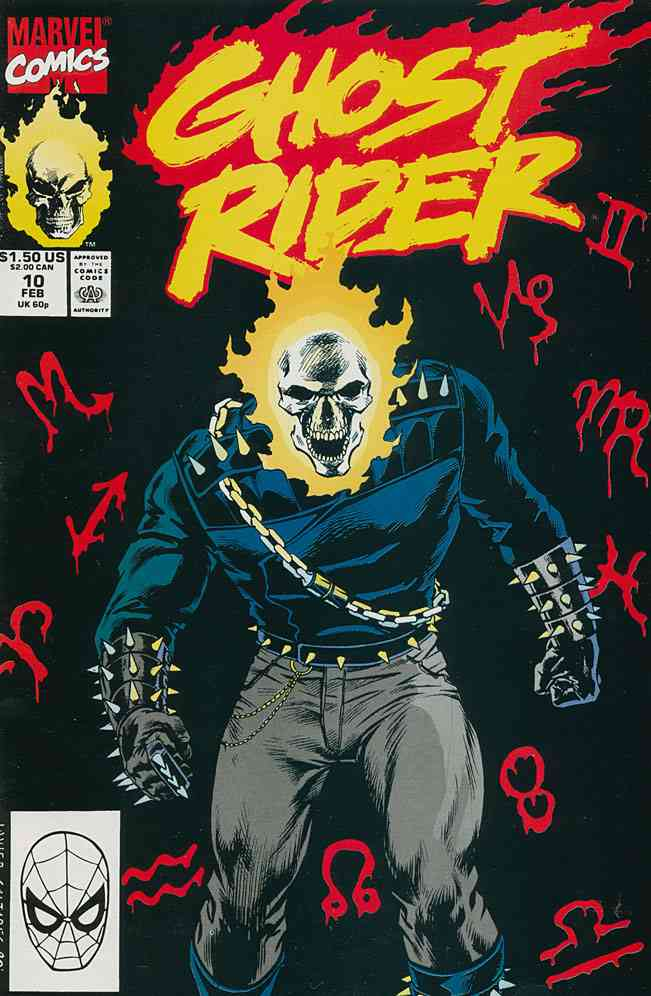 Ghost Rider (Vol. 2) comic issue 10
