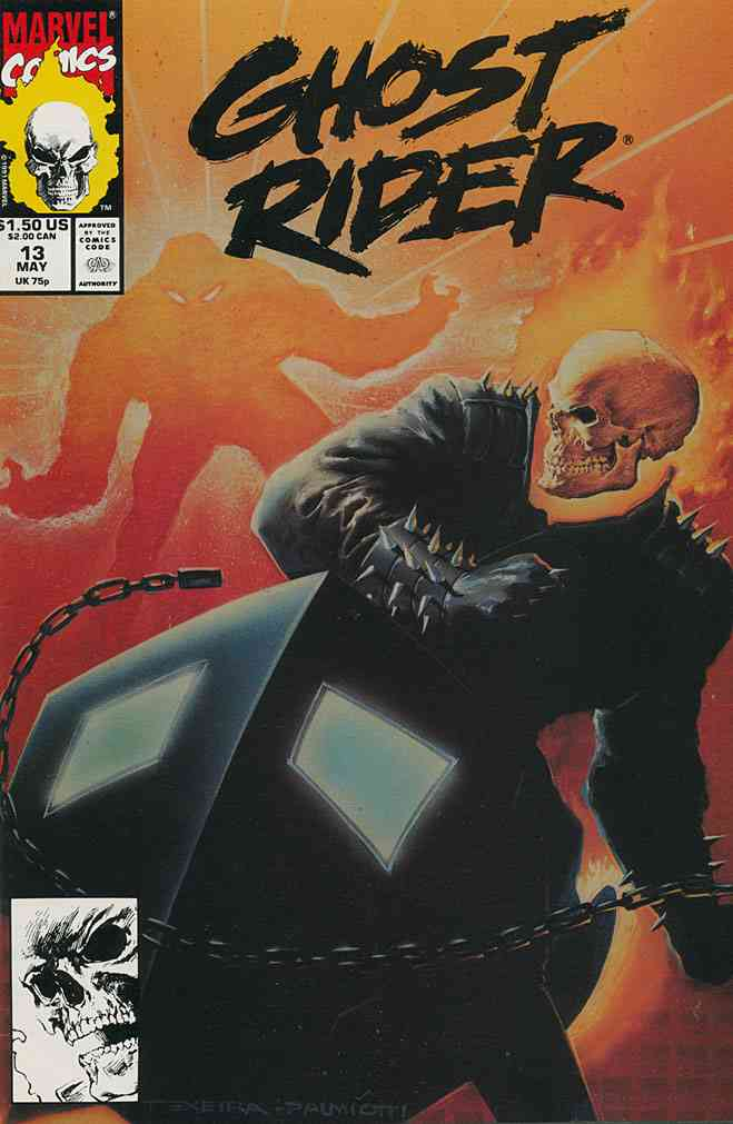 Ghost Rider (Vol. 2) comic issue 13