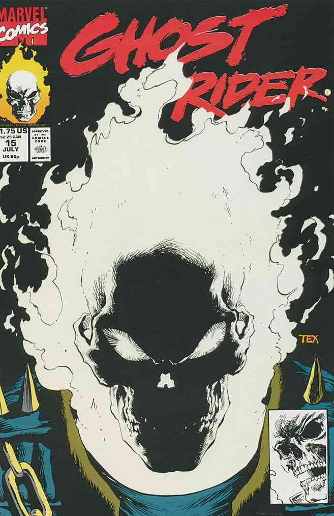 Ghost Rider (Vol. 2) comic issue 15