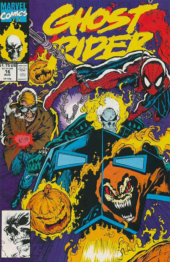 Ghost Rider (Vol. 2) comic issue 16