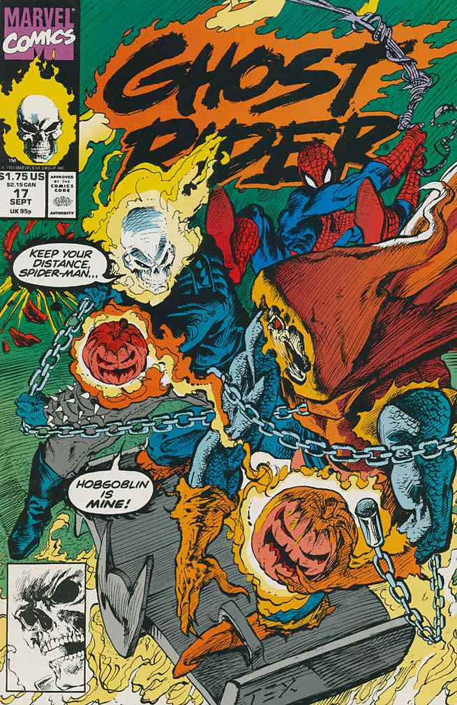 Ghost Rider (Vol. 2) comic issue 17
