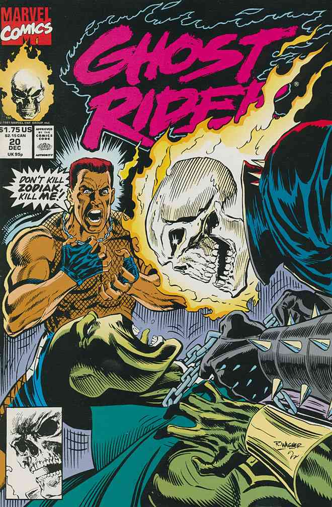 Ghost Rider (Vol. 2) comic issue 20
