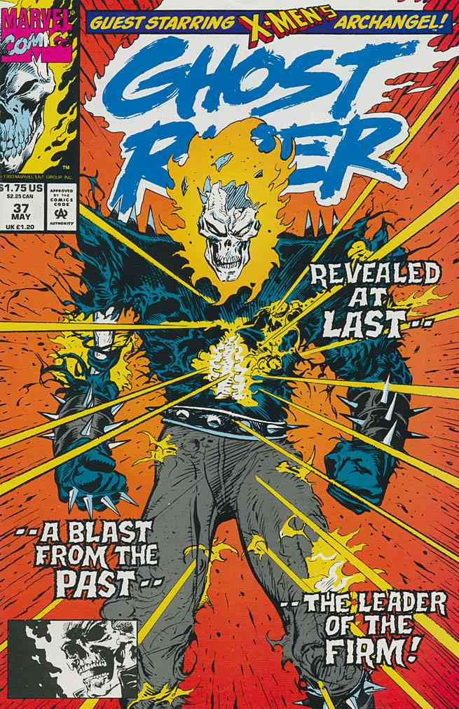 Ghost Rider (Vol. 2) comic issue 37
