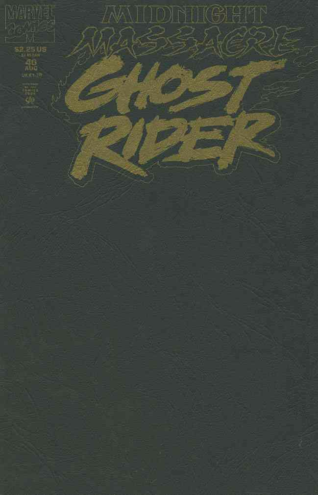Ghost Rider (Vol. 2) comic issue 40