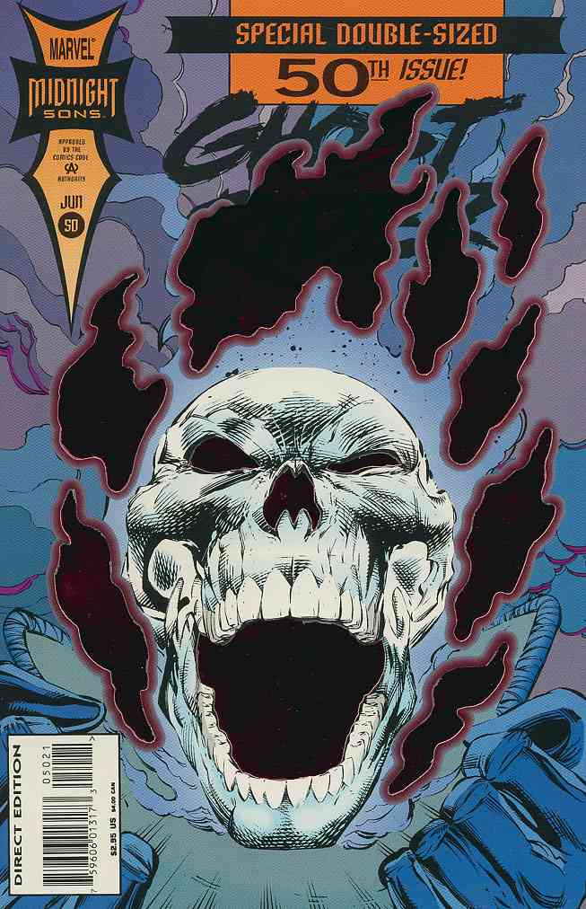 Ghost Rider (Vol. 2) comic issue 50