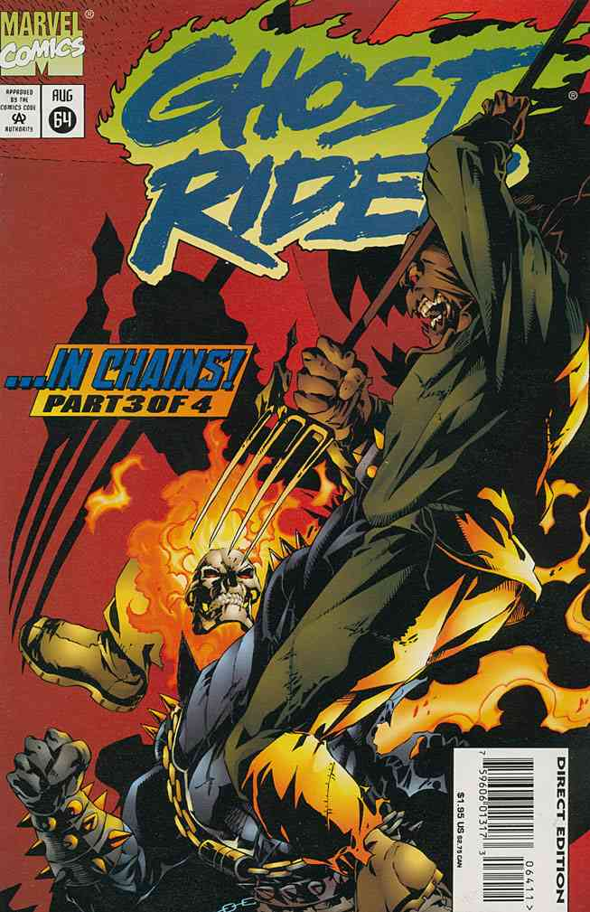 Ghost Rider (Vol. 2) comic issue 64