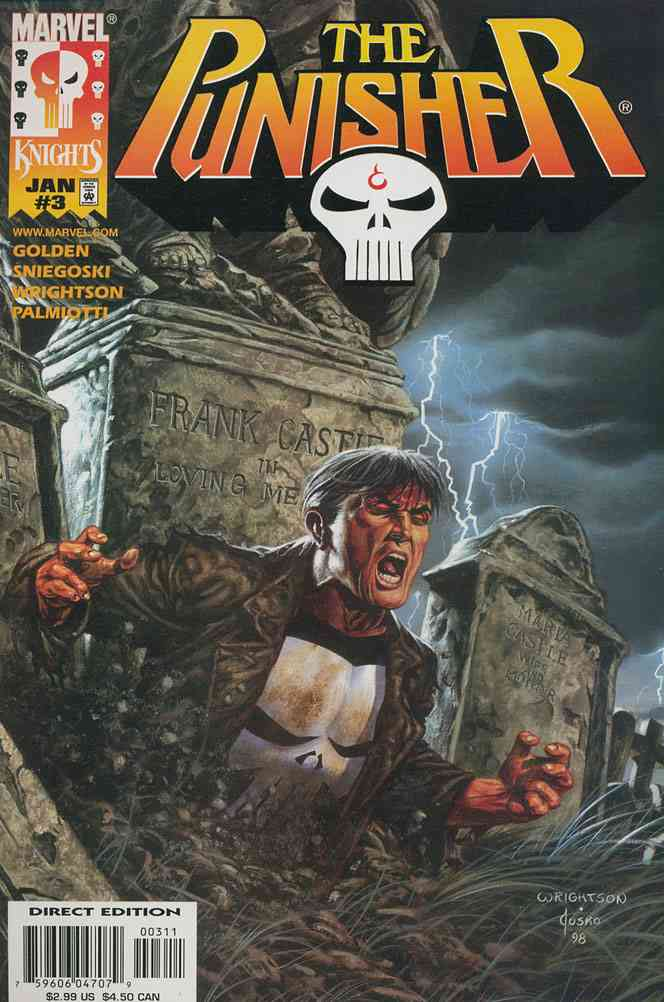 Punisher, The (4th Series) comic issue 3