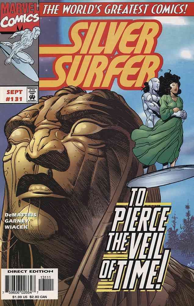 Silver Surfer, The (Vol. 3) comic issue 131