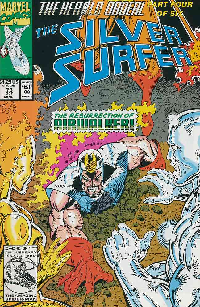 Silver Surfer, The (Vol. 3) comic issue 73