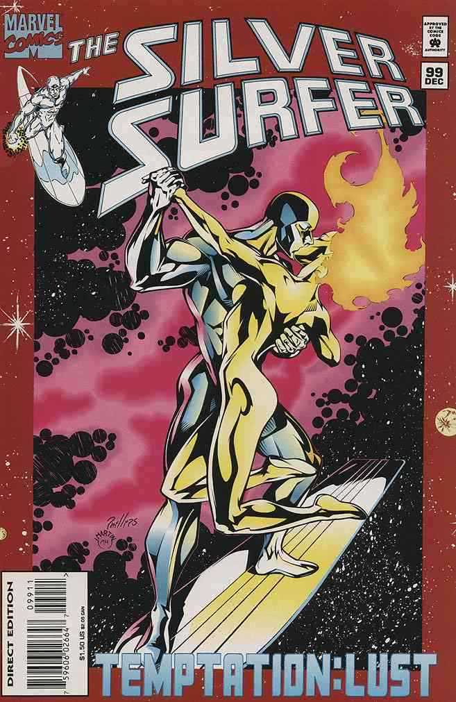 Silver Surfer, The (Vol. 3) comic issue 99