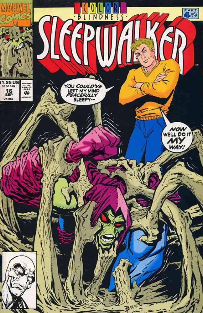 Sleepwalker comic issue 16