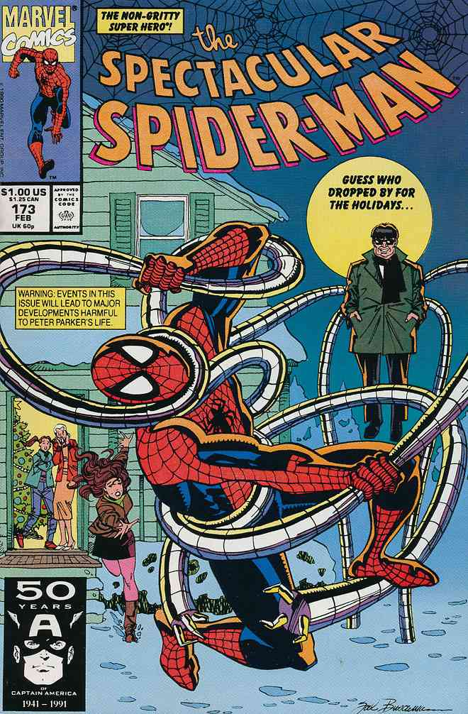 Spectacular Spider-Man, The comic issue 173