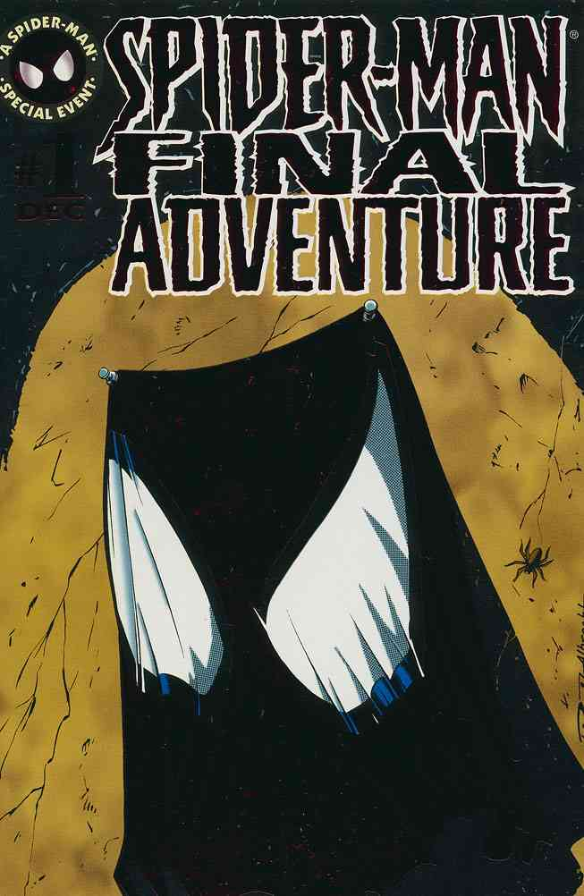 Spider-Man: The Final Adventure comic issue 1