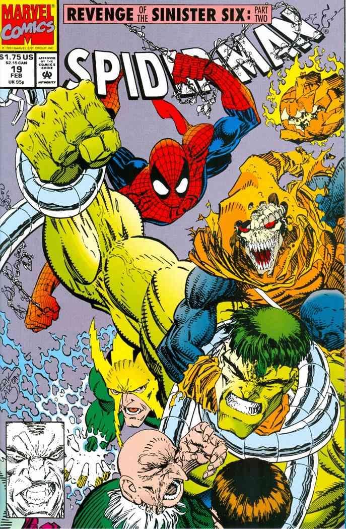 Spider-Man comic issue 19