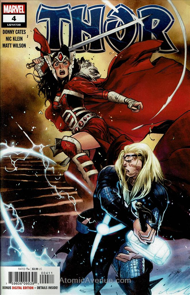 Thor (6th Series) comic issue 4