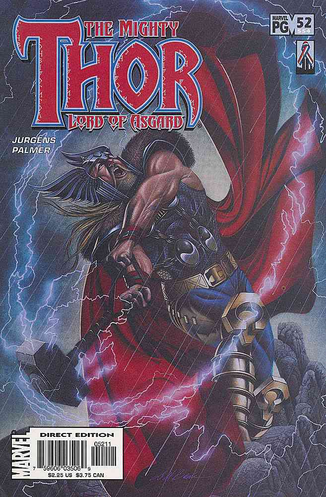 Thor (Vol. 2) comic issue 52