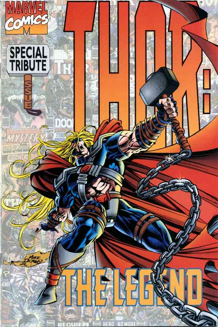 Thor: The Legend comic issue 1