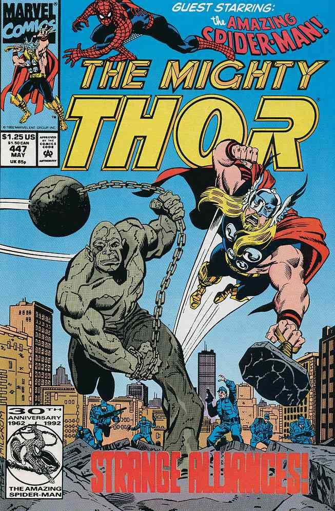 Thor comic issue 447