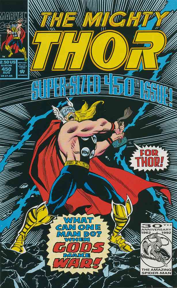 Thor comic issue 450