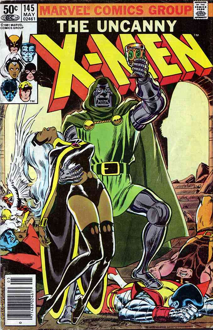 Uncanny X-Men, The comic issue 145