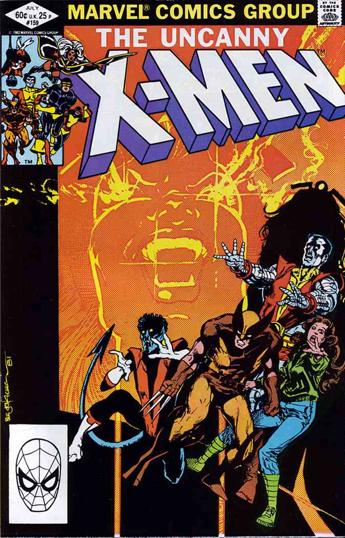 Uncanny X-Men, The comic issue 159